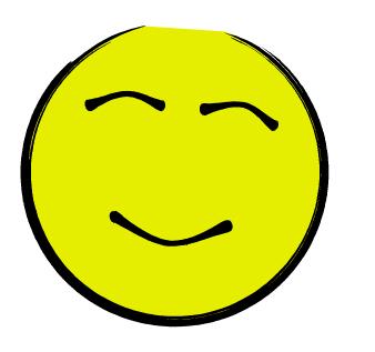 Expression Design 剪刀 笑脸